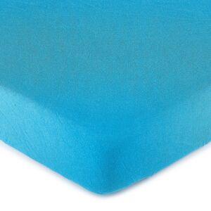 4Home Jersey prestieradlo modrá, 70 x 140 cm
