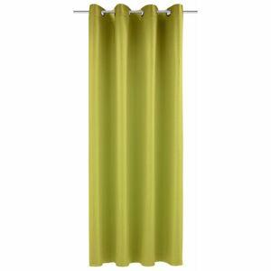 Albani Zatemňovací záves Mia zelená, 140 x 245 cm