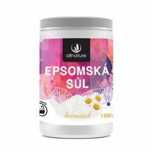Allnature epsomská soľ Harmanček 1000 g