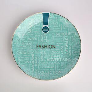 Altom Dezertný talier Fashion 20 cm, modrá