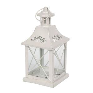 Altom Kovový dekoratívny lampáš Sara, 10 x 20 cm