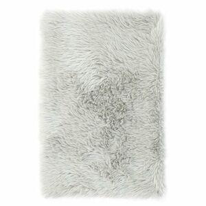 AmeliaHome Kožušina Dokka sivá, sivá, 60 x 90 cm
