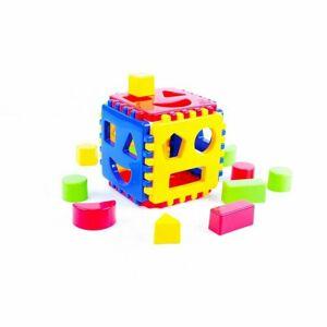 Baby Vkladačka kocka pre najmenších