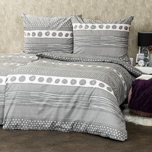 Trade Concept Bavlnené obliečky Draw, 220 x 200 cm, 2 ks 70 x 90 cm