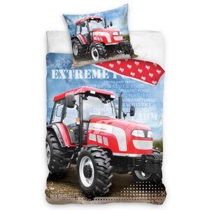Bavlnené obliečky Traktor Tiptrade Extreme Power mix farieb, 140 x 200 cm, 70 x 90 cm