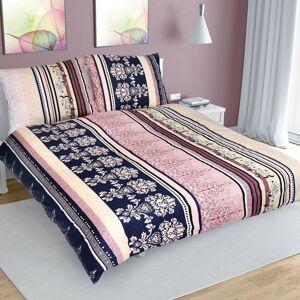 Bellatex Bavlnené obliečky pruhy farebná