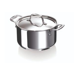 BEKA Nerezový kastról s pokrievkou Chef 16cm 1,7l