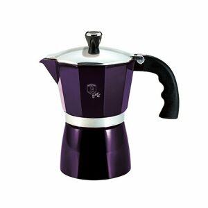 Berlinger Haus Kanvica na espresso 3 šálky Purple Metallic Line