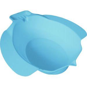 Bidet prenosný na WC misu, modrá KP113M