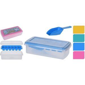 Box na výrobu ľadu s lopatkou