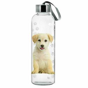 Cerve Sklenená fľaša Dog, 500 ml