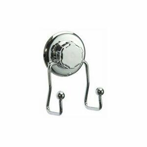 Compactor Dvojitý háčik do kúpeľne bez vŕtania