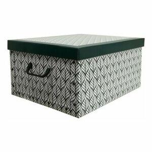 Compactor Skladacia úložná krabica Missy, 50 x 40 x 25 cm
