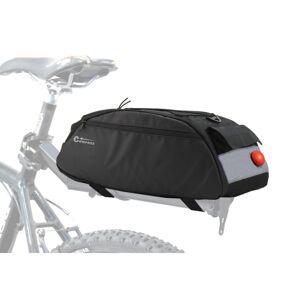 Compass cyklotaška na zadní nosič s LED světlem