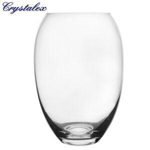 Crystalex Sklenená váza, 15,5 x 22,5 cm