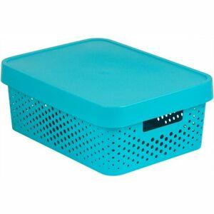 Curver úložný box Infinity 11 l, modrá