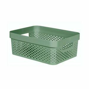 Curver Úložný košík INFINITY 11 l, zelená