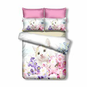 DecoKing Obliečky Anilove Sweetness, 135 x 200 cm, 80 x 80 cm
