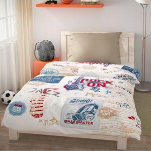 Kvalitex Detské bavlnené obliečky Freedom, 140 x 200 cm, 70 x 90 cm