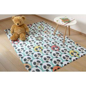 Vopi Detský koberec Ultra Soft Panda, 90 x 130 cm
