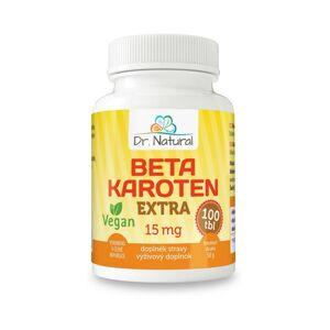 Dr.Natural Betakarotén extra 15 mg, 100 tbl.
