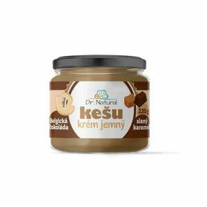 Dr.Natural Kešu krém belgická čokoláda slaný karamel, 220 g