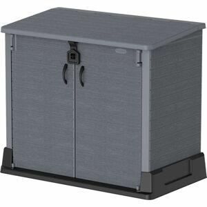 Duramax Záhradný úložný box StoreAway sivá, 850 l