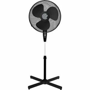 ECG FS 40a Black stojanový ventilátor