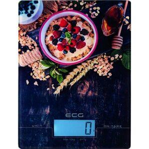 ECG KV 1021 kuchynská váha Berries