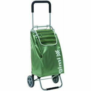 Flexi Nákupná taška na kolieskach zelená