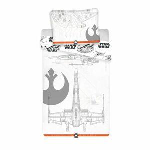 Jerry Fabrics Bavlnené obliečky Star Wars Vehicles 2019, 140 x 200 cm, 70 x 90 cm