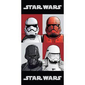 Jerry Fabrics Osuška Star Wars IX 2019, 70 x 140 cm