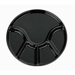 KELA Fondue tanier Anneli čierna 23 cm