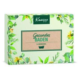 Kneipp Sada bylinných olejov do kúpeľa 3 ks, 20 ml