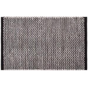 BO-MA Trading Kusový bavlnený koberec Elsa sivá, 60 x 110 cm