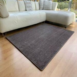 Vopi Kusový koberec Capri hnedá, 140 x 200 cm