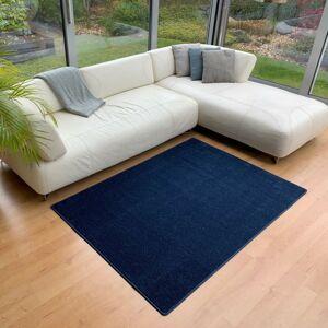 Vopi Kusový koberec Eton Lux modrá, 140 x 200 cm