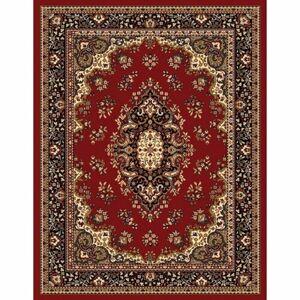 Spoltex Kusový koberec Samira 12001 red, 160 x 225 cm