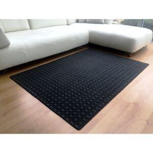 Vopi Kusový koberec Valencia antracit, 80 x 150 cm