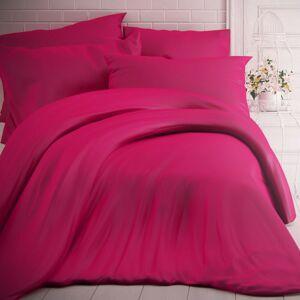 Kvalitex Bavlnené obliečky purpurová, 200 x 200 cm, 2 ks 70 x 90 cm