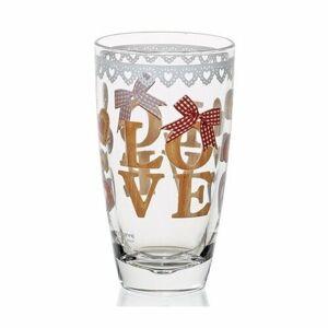 Mäser 3-dielna sada pohárov Love Wood, 370 ml,