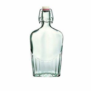 Mäser Sklenená fľaša s uzáverom BIANCO, 0,5 l