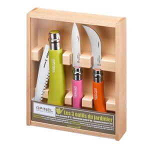 OPINEL Záhradnícky set nožov, 3 ks