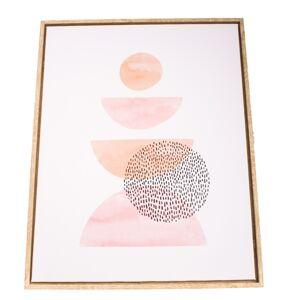 Obraz na plátne v ráme Modern, 40 x 50 cm