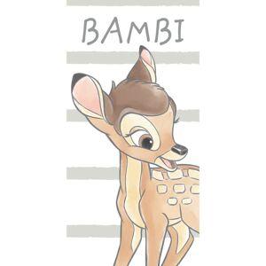Jerry Fabrics Osuška Bambi, 70 x 140 cm