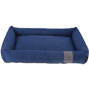 Pelech pre psa Pet bed modrá, 55 x 41 x 10 cm