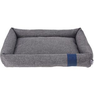 Pelech pre psa Pet bed sivá, 55 x 41 x 10 cm
