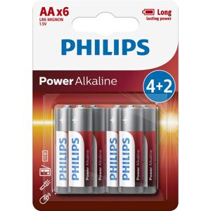 Philips PowerLife AAA 6ks LR03P6BP/10