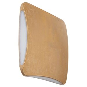 Rabalux 7999 Reynosa Vonkajšie LED nástenné svietidlo, hnedá