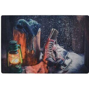 Rohožka Christmas Wintertime, 38 x 58 cm